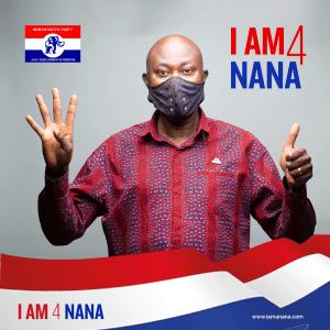 I am 4 Nana