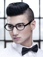 hipster haircut style