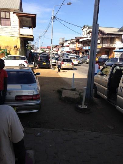 3. Boven Suriname - heenreis