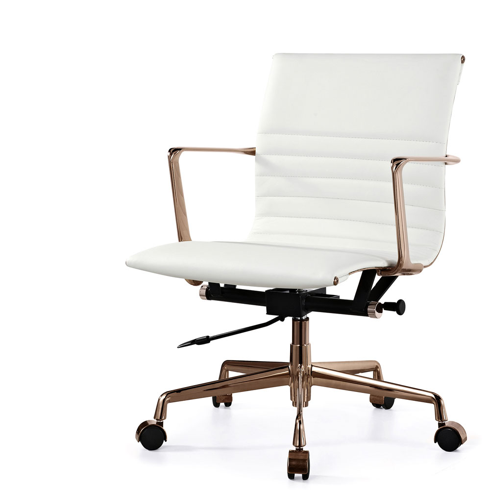 desk chairs white swing chair kmart 11 stunning ideas for your home office yfs magazine whether you re redesigning or opting a slight upgrade every workspace deserves the perfect