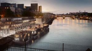Architecture flottante Slider - YG Marine Design