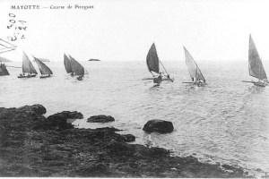 Pirogue Mahoraise éco-concue