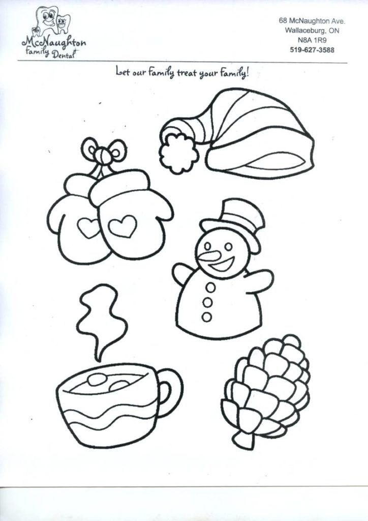 Christmas Colouring Contest!