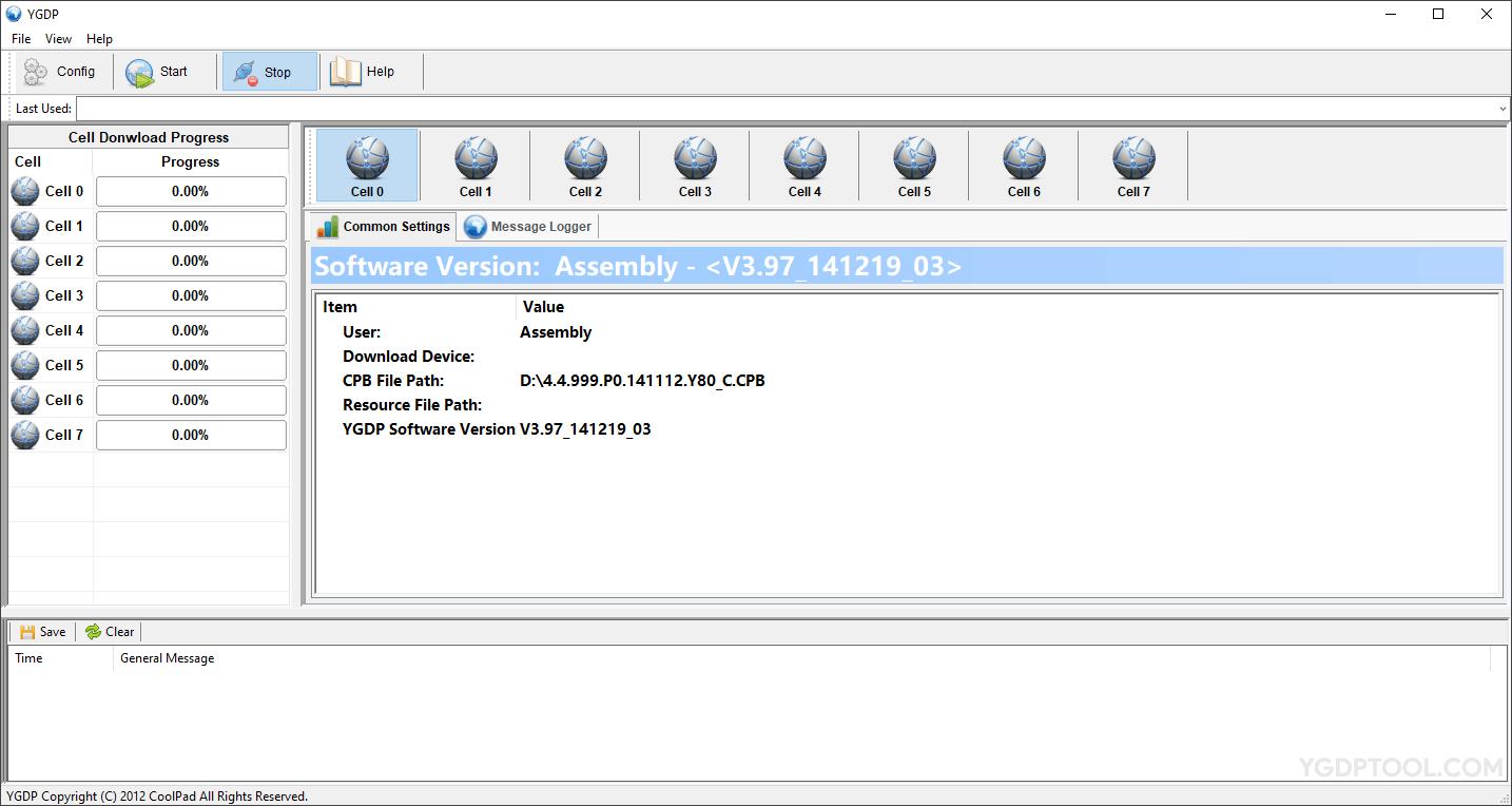 YGDP Tool V3.97