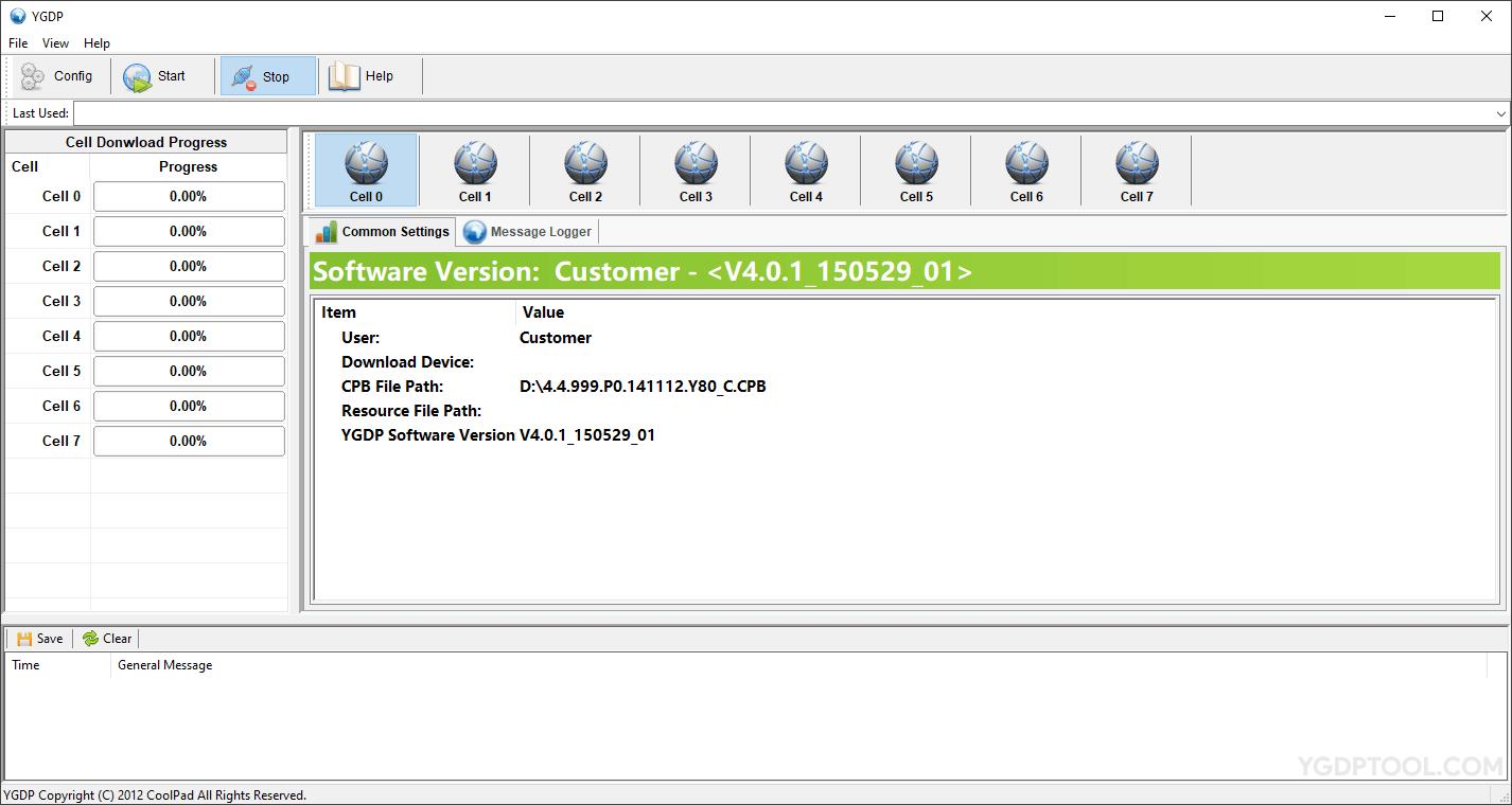 YGDP Tool V4.0.1