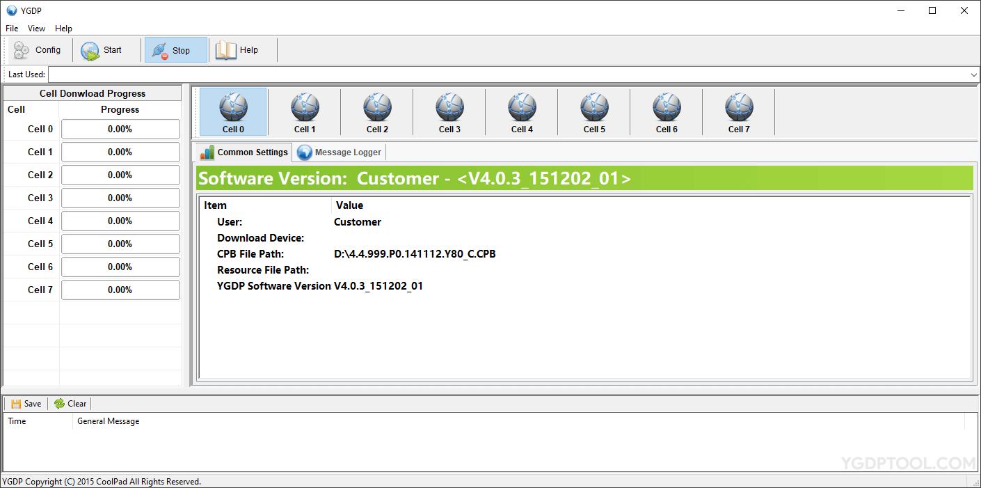 YGDP Tool V4.0.3