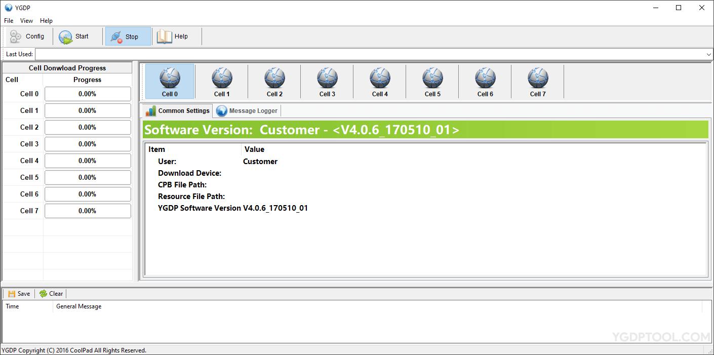 YGDP Tool V4.0.6