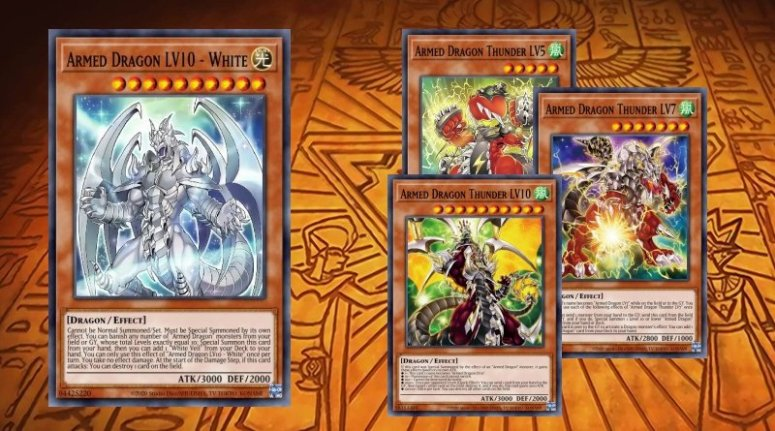 PILE ARMED DRAGON DECK 2021 - YGOPRODECK