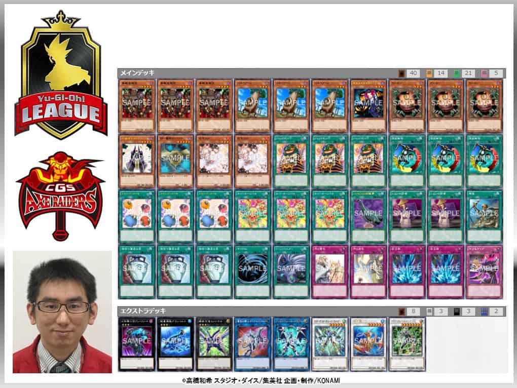 The Organization | [OCG] Yu-Gi-Oh! League Deck Recipes (2017