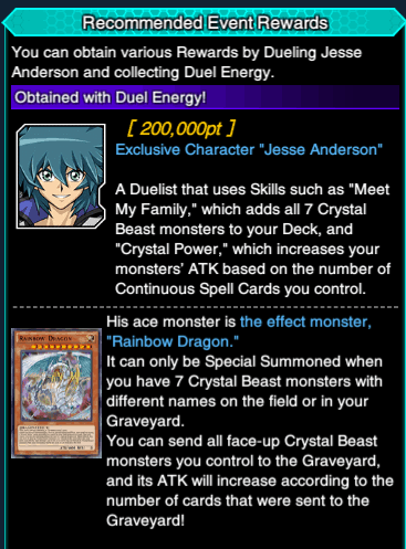 The Organization | [Duel Links] Awaken! Rainbow Dragon!