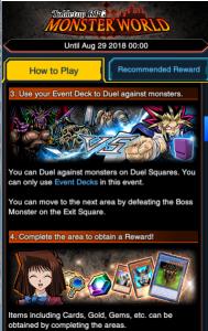 The Organization | [Duel Links] Tabletop RPG: Monster World