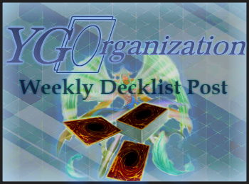 The Organization | OCG Japan Decklists (08/12/2019)