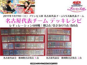 Princess Cup January 19th Nagoya vs Osaka Decks DytcZdXUcAI0UEt