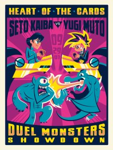 Prints from Gallery1988's Yu-Gi-Oh! Art Show Dave_Perillo_Yu_Gi_Oh_1024x1024
