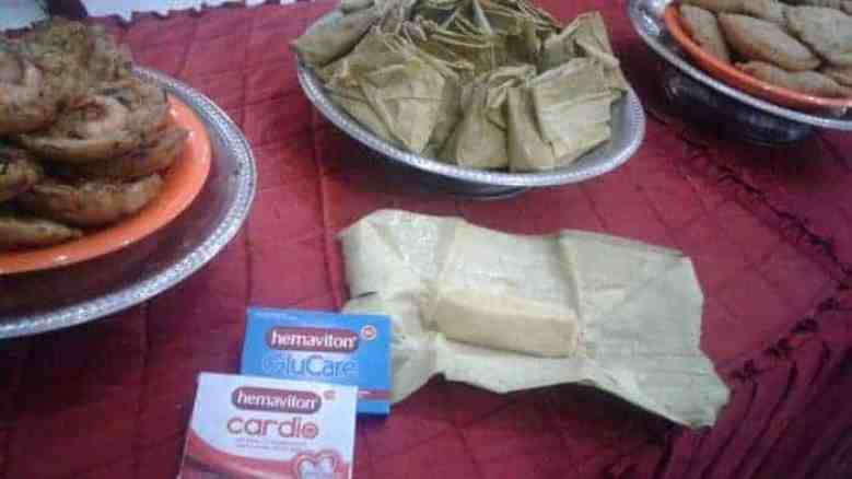 Makanan khas Bugis makassar