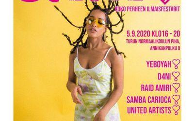 Etnofest & VakkeLove 2020 menevät verkkoon