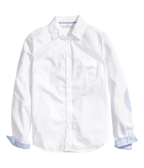 $29.95, Cotton Shirt, H&M