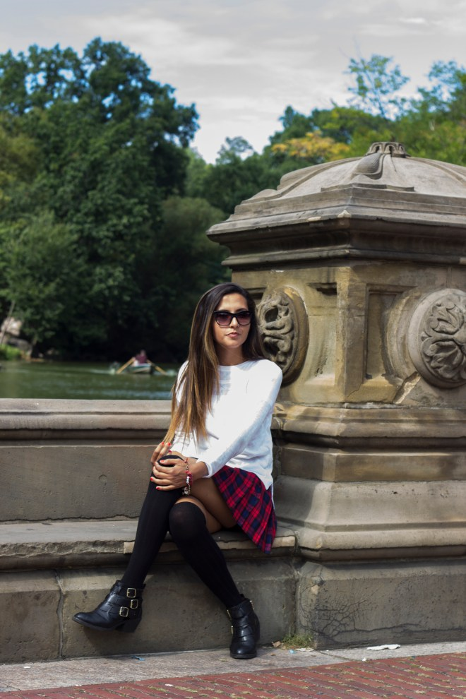"""Raquel Paiva, one of our bloggers for """"The Next Level; Life + Fashion"""" issue!"""