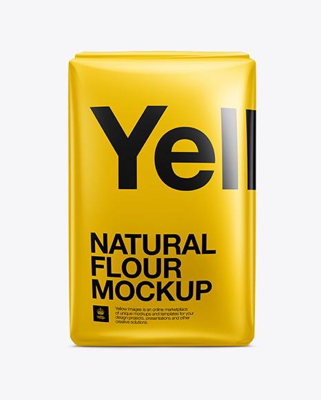 Download Pouch Packaging Mockup Free Download Yellow Images