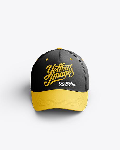 Download Baseball Cap Mockup Back Yellowimages
