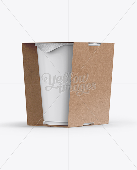 Download K Cup Box Mockup Yellowimages
