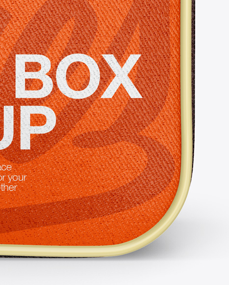 Download Kids Lunch Box Mockup Yellowimages