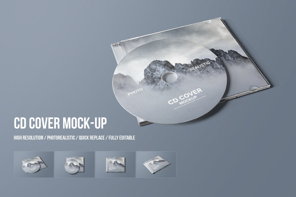 Download Cd Box Set Mockup Yellowimages