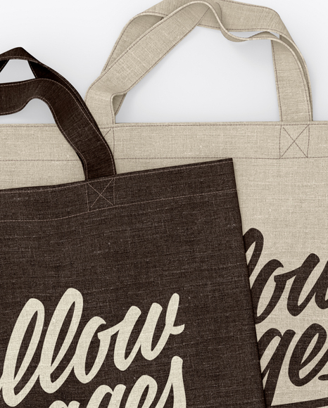 Download Black Canvas Tote Bag Mockup Yellowimages