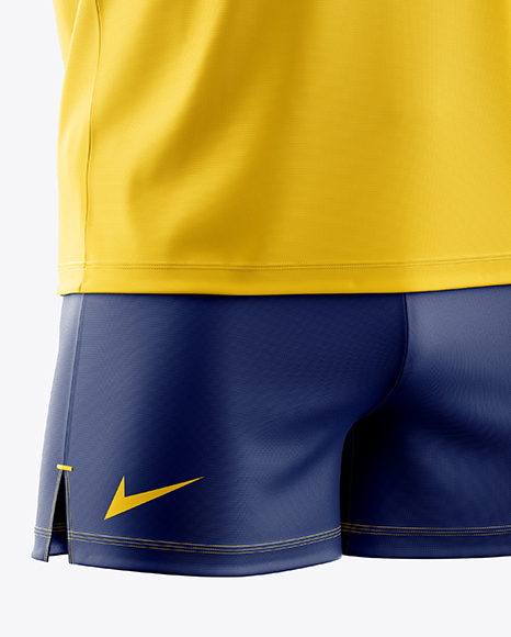 Download 50+ Mens Full Rugby Kit Hq Mockup Half Side View Pictures ...