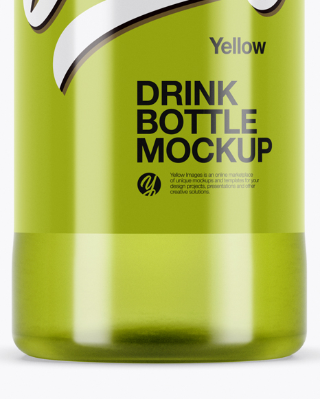 Download 1l Green Bottle Of White Wine Psd Mockup Yellowimages