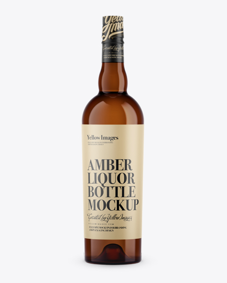 Download Whisky Bottle Mockup Free Yellowimages