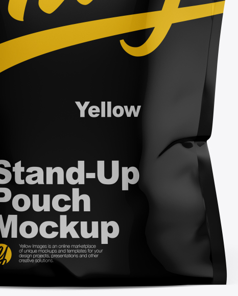Download Glossy Pouch Zipper Psd Mockup Free Psd Mockup All Template Design Assets