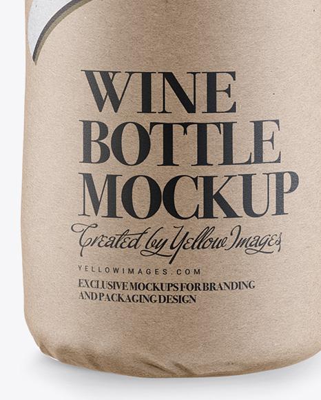 Download Bottle Logo Mockup Yellowimages
