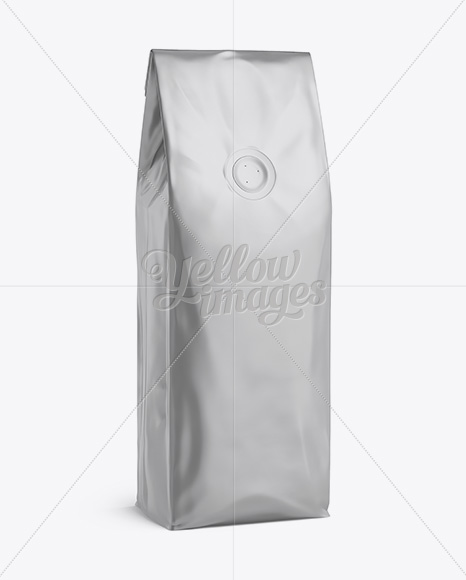 Download Matte Bag Psd Mockup Front View Yellow Images