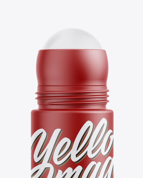 Download Opened Deodorant Psd Mockup Yellowimages