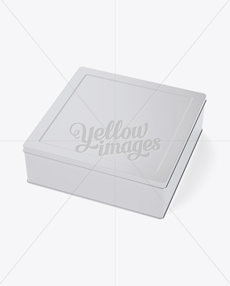 Download Matte Octagonal Box Psd Mockup Yellowimages