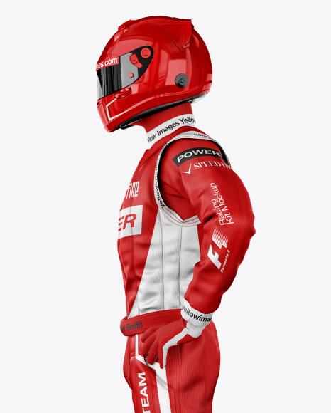 Download Mockup Jersey Racing Cdr