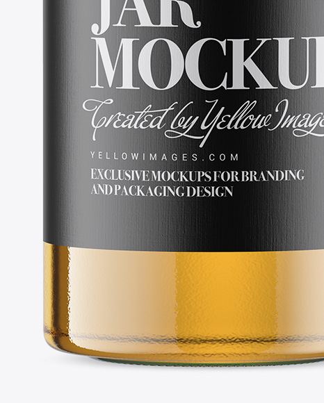 Download Glass Bottle Mockup Vk Yellowimages