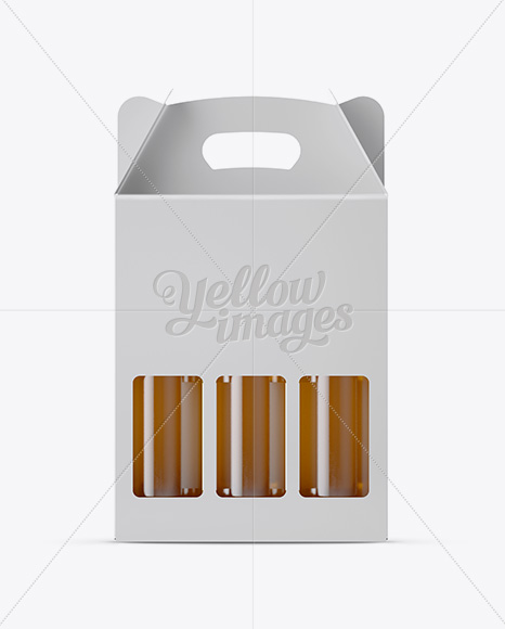 Download Beer Box Mockup - Free Mockups | PSD Template | Design Assets