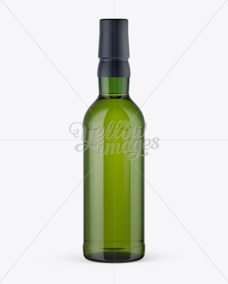Download Textured Ceramic Bottle With Wax Psd Mockup Yellowimages