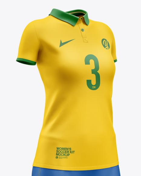Download Download American Football Uniform Mockup Free PSD - Women ...