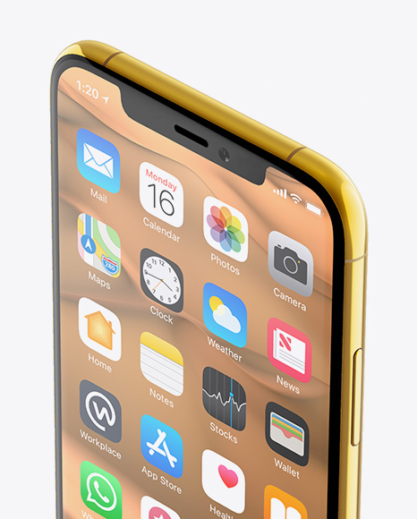 Download Iphone X Apps Mockup Yellowimages