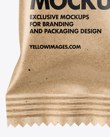 Download Sugar Sachet Mockup Free Yellowimages