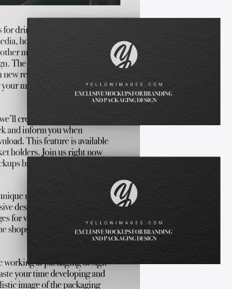 Download Mockup Free Download Business Card Yellowimages