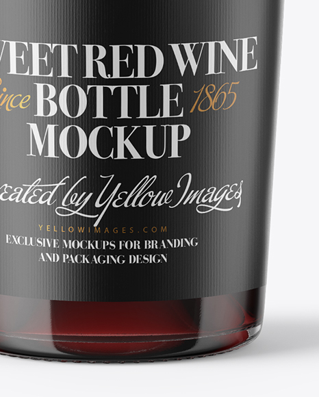Download Wine Bottle Mockup Png Yellowimages