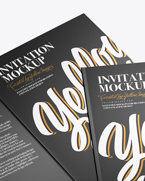 Download Free Brochure Mockups Yellowimages