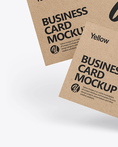 Download Mockups Business Card Free Yellowimages