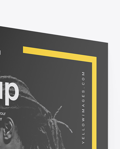 Download Mockup Poster Free Psd Yellowimages