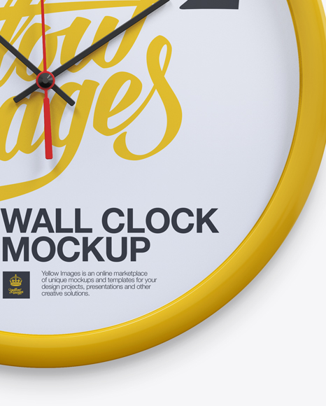 Download Free Mockup Wall Yellowimages