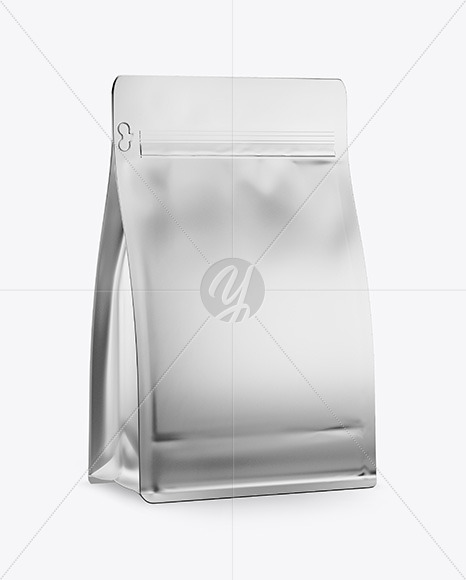 Download White Coffee Bag Mockup Yellowimages